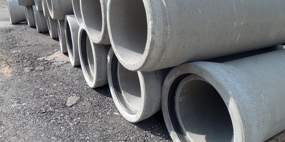 Manufacturing Of Reinforced Concrete Pipes