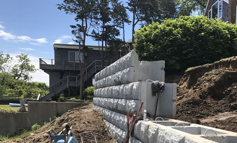 Retaining Walls An Introduction To Choosing The Right Wall For Your Construction
